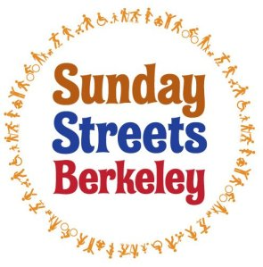 Sunday Streets Berkeley logo