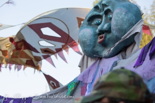Elle Aime Photography by Leah Marie - Giant Puppets Save the World-40