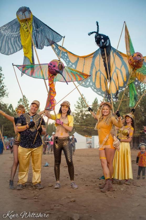 Oregon Eclipse Fest!